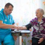 Обследование пожилых