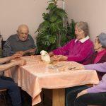 Вечерние игры пожилых