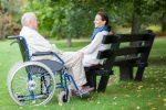 Сиделка для инвалида